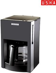Usha 3230 1.25-Litre Stainless Steel Drip Coffee Machine (Black) price in India.