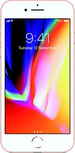 Apple iPhone 8 (Silver, 64 GB) price in India.