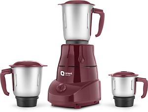 Orient orient_MGBT50C3_BOLT 500 Juicer Mixer Grinder  (DARK BROWN, 3 Jars) price in India.