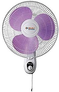 Bajaj. Alluminium Esteem Wall Fan, 400mm Diameter (BJLRS13, Cream) price in India.