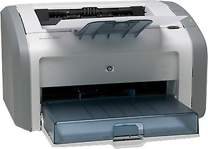HP 1020 Plus Single Function Laser Printer (Black) price in India.