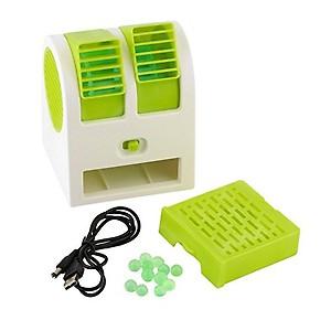 Orpio Mini Portable Usb Operated Fan(Green) price in India.