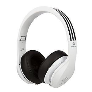 adidas Originals Over-Ear Headphones (White) price in India.