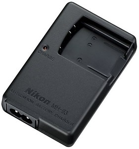 Nikon MH-63 UK Battery Charger for EN-EL10 price in India.