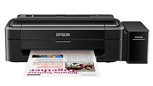 Epson L130 Single-Function Ink Tank Colour Printer price in India.
