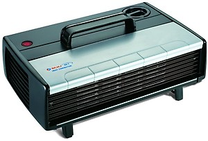 Bajaj Majesty RX 7 2000 Watts Heat Convector Room Heater (Black, ISI Approved) price in India.
