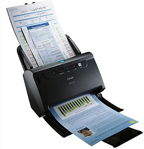 Canon DR-C240 Document Scanner Black and White 45 ppm (0651C002) price in India.