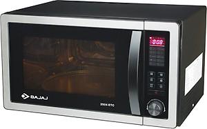 Bajaj 25 L Convection Microwave Oven(2504ETC, Silver Grey) price in India.