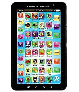 Deep P1000 Kids Learning Tablet(Multicolor) price in India.