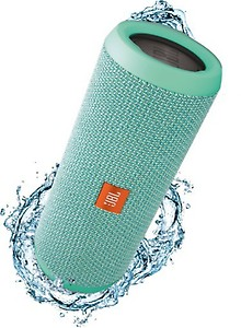 JBL Flip 3 Splashproof 16 W Portable Bluetooth Speaker(Red, Stereo Channel) price in India.