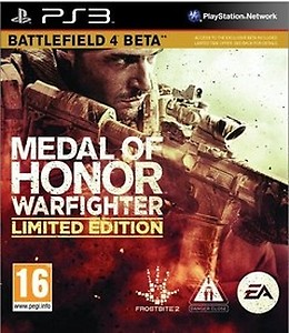 Medal of Honor Warfighter (Limited Edition)(for PS3) price in India.