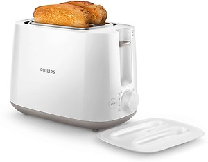Philips HD2582/00 830 W Pop Up Toaster  (White) price in India.
