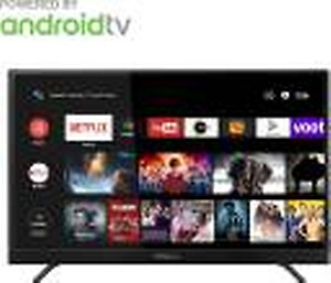 Thomson 123.2cm (49 inch) Ultra HD (4K) LED Smart Android TV with In-built soundbar & Netflix  (49 OATH 9000) price in India.