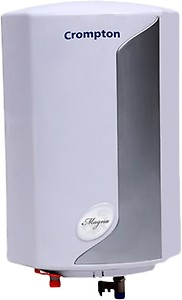 Crompton 25 L Storage Water Geyser (Magna, Grey, White) price in India.