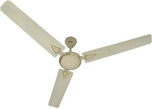 Usha New Trump 1200mm Ceiling Fan Without Regulator (White) price in India.
