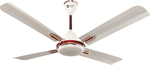 Orient Electric Quadro Ornamental 1200 mm 4 Blade Ceiling Fan(Golden Chocolate, Pack of 1) price in India.