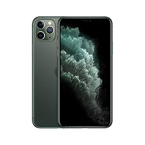 Apple iPhone 11 Pro Max (Midnight Green, 64 GB) price in India.