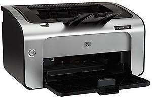 HP Laserjet P1108 Single Function Monochrome Laser Printer price in India.
