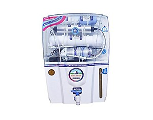 Aqua Grand+ RO UVUF TDS MINERAL WATER PURIFIER (12 lts, White) price in India.