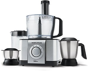 Morphy Richards Icon Superb 1000-Watt Food Processor (Glazing Copper and Black) price in India.