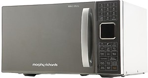 Morphy Richards 25 L Convection Microwave Oven  (MWO 25CG, Steel) price in India.