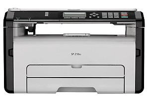 Ricoh SP210SU Monochrome Multi-Function Laser Printer price in India.