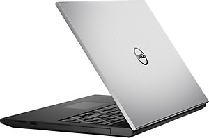 Dell Inspiron 3542 15.6-inch Laptop (Core i3 4005U/4GB/500GB/Ubuntu/Integrated Graphics/Without Laptop Bag), Silver price in India.