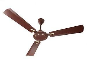 Bajaj Grace DLX 1200 mm Ceiling Fan (Matt Brown) price in India.