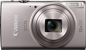 Canon IXUS 285 HS(20.2 MP, 12x Optical Zoom, 4X Digital Zoom, Black) price in India.