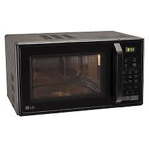 LG 21 L Convection Microwave Oven  (MC2146BV, Black) price in India.