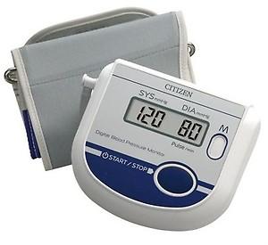 Citizen CH-452 Blood Pressure Monitor (White) price in India.