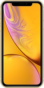 Apple iPhone XR (64GB) - Black price in India.