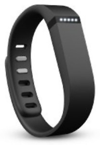 Fitbit Flex Wireless Activity Tracker and Sleep Wristband (Navy Blue) price in India.