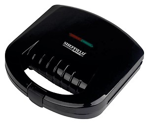 Sheffield Classic Grill Sanwitch Toaster (Black) price in India.