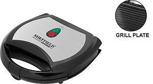 Sheffield Classic Sh-6003g 750 Watt Grill Sandwich Maker (Black & White) price in India.