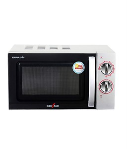 Kenstar 17 L Grill Microwave Oven(KM20GSCN, silver) price in India.