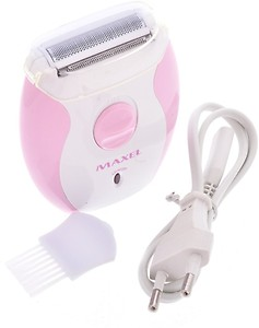Maxel AK Runtime: 30 min Trimmer for Women  (Pink) price in India.