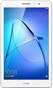 (Renewed) Honor MediaPad T3 Kobe-L09AHN Tablet (8 inch, 16GB, Wi-Fi + 4G LTE, Voice Calling), Luxurious Gold price in India.