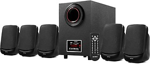 Intex IT- 5100SUF-OS 5.1 Channel Multimedia Speakers (Black) price in India.