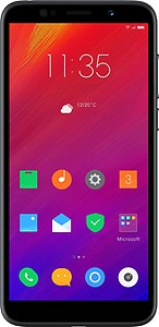 Lenovo A5 32 GB (Black) 3 GB RAM, Dual SIM 4G price in India.