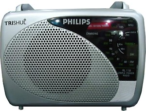 Philips RL118 FM Radio price in India.