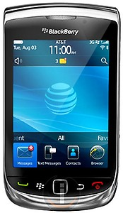 BlackBerry Torch 9800 (Black) price in India.
