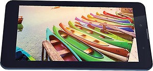 iBall Slide Enzo V8 Tablet (7 inch, 16GB, Wi-Fi + 4G LTE + Voice Calling), Coyote Brown price in India.