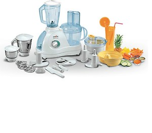 Kenstar KFR60W4M-DBE 600 W Food Processor price in India.