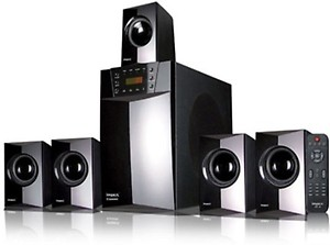 Impex Multimedia 5.1 (BRAVO) Bluetooth Home Theatre  (Black, 5.1 Channel) price in India.