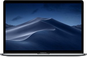 Apple Macbook Pro Core i7 8th Gen - (16 GB/256 GB SSD/Mac OS Mojave/4 GB Graphics) MR932HN/A  (15.4 inch, Space Grey, 1.83 kg) price in India.