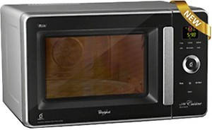 Whirlpool 29 L Convection Microwave Oven  (JQ 2801 Jet Cuisine Nutritech 29L, Matt Silver) price in India.