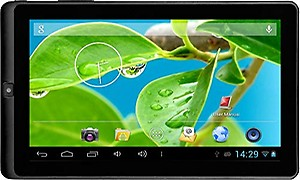 Datawind Ubi Slate 7Ci (7 inches Display,4GB Flash, Front VGA, Mini HDMI Support, Android 4.4.2, WiFi Only Tablet, Bluetooth, G Sensor) price in India.