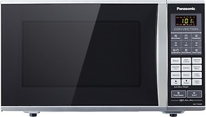 Panasonic 27 L Convection Microwave Oven  (NN-CT644MFDG, Black) price in India.
