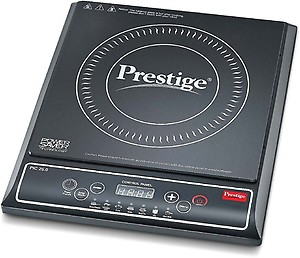 Prestige Atlas 1.0 Induction Cooktop  (Black, Push Button) price in India.